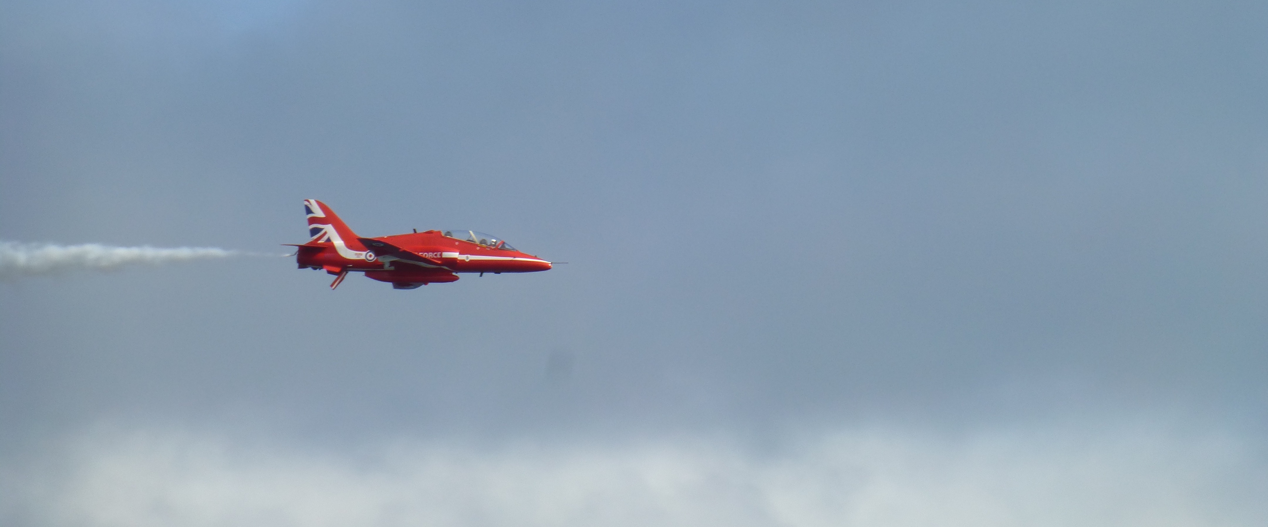 Royal Air Force Red Arrows - Portrush, Air Waves 2015 06/09/2015