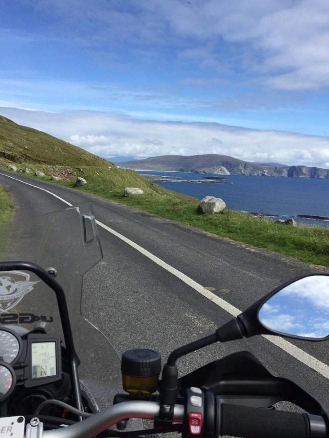 Wild Atlantic Way - Coastal Road