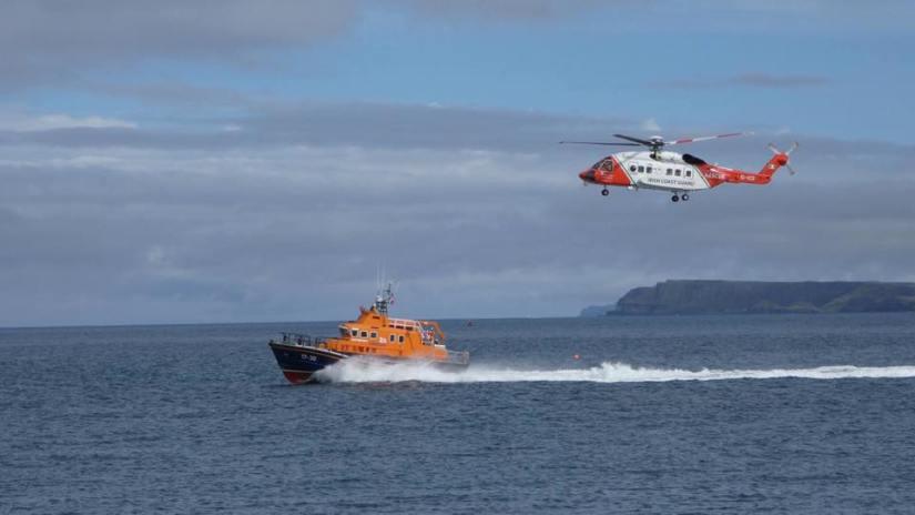 Rescue 116 Irish Coastguard