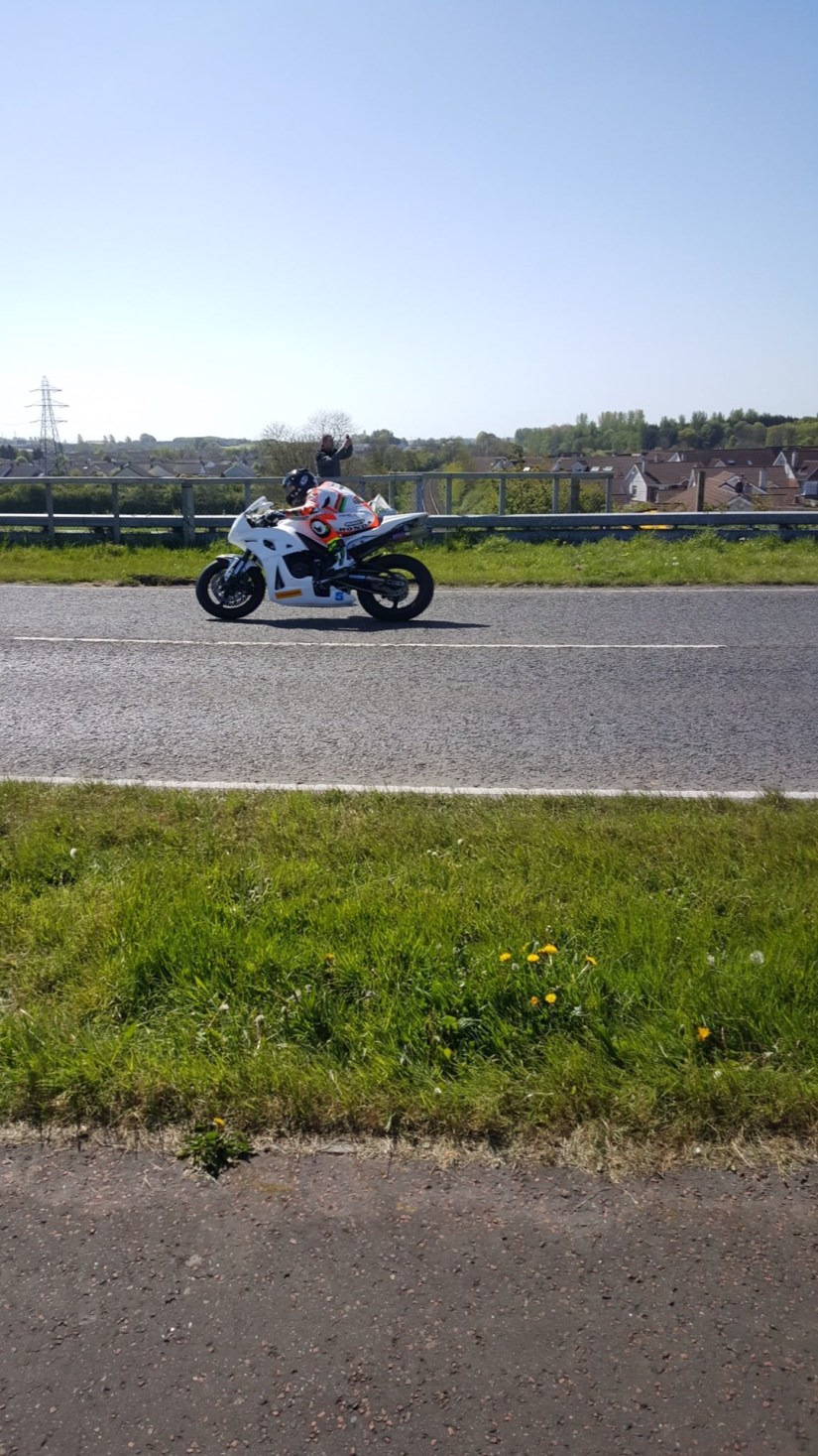 Bruce Anstey and Paggetts Honda still need a 2017 main sponsor!