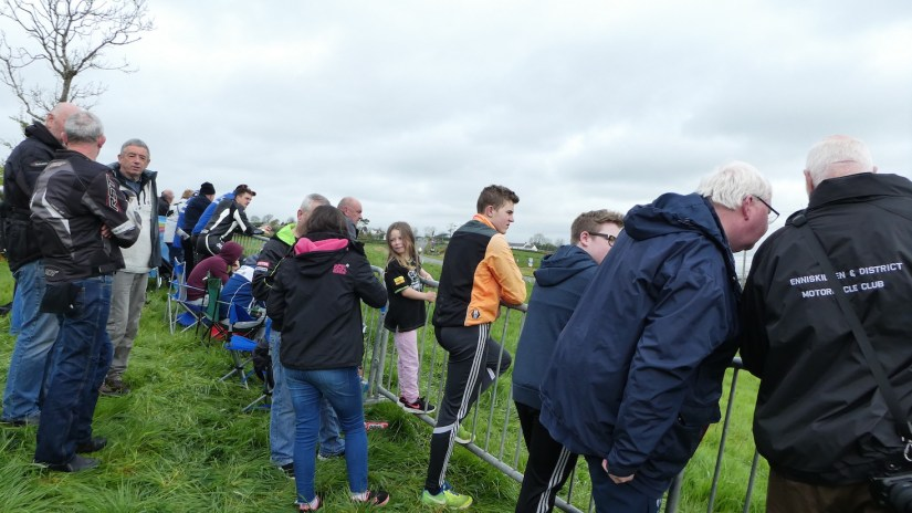 Tandragee 100 - The Grandstand - But where is the track?