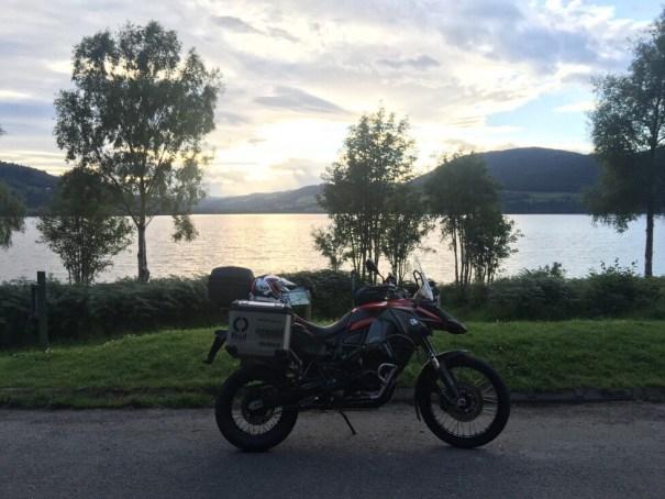 NC500 : North Coast 500 Scottish Highlands - Loch Ness