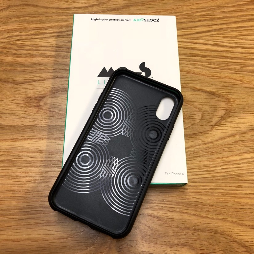Mous Limitless iPhone X Case : Unboxing and Review