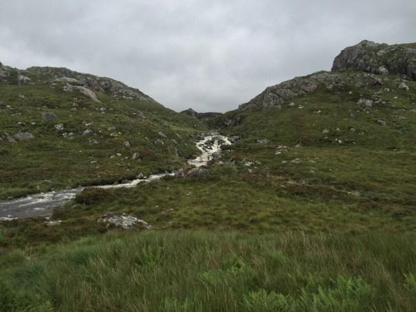Scotland's North Coast 500 : NC500 : Waterfalls everywhere