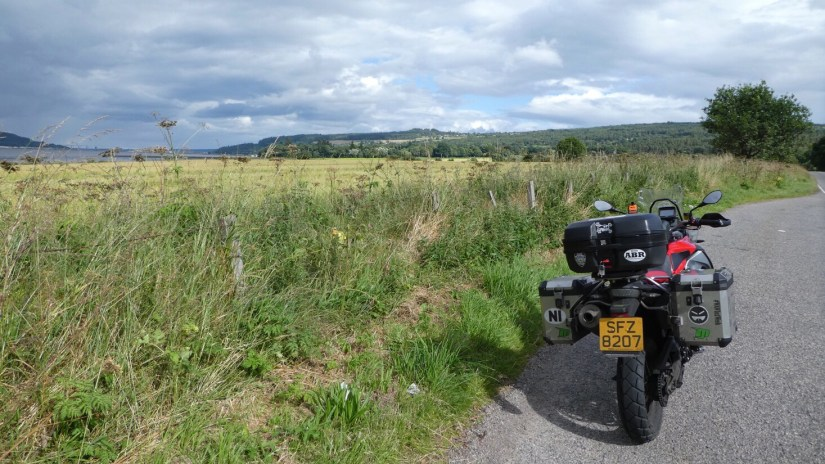 Scotland's North Coast 500 : NC500 : The East Coast Road to Inverness