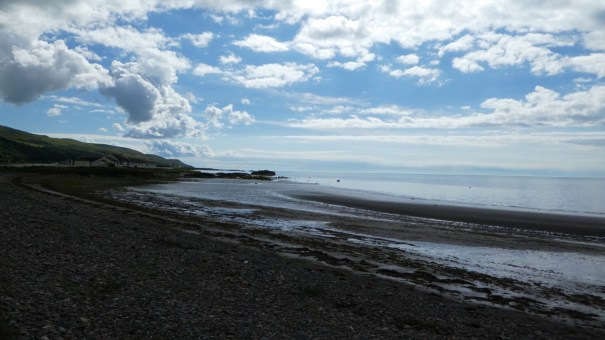 Scotland's North Coast 500 : NC500 : Ailsa Craig & Coastline towards Cairnryan