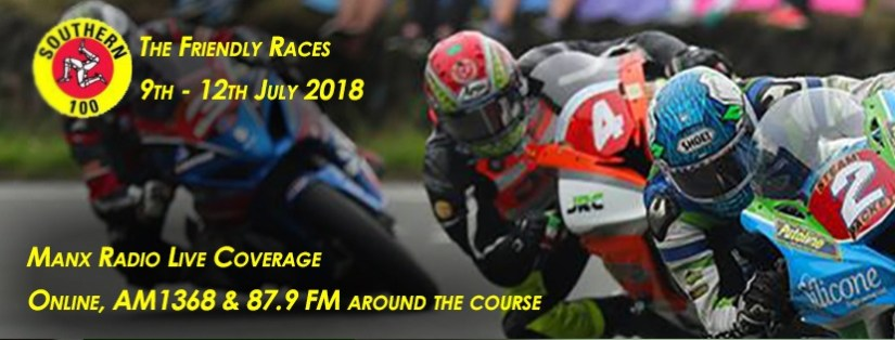 Isle of Man Southern 100 Coverage