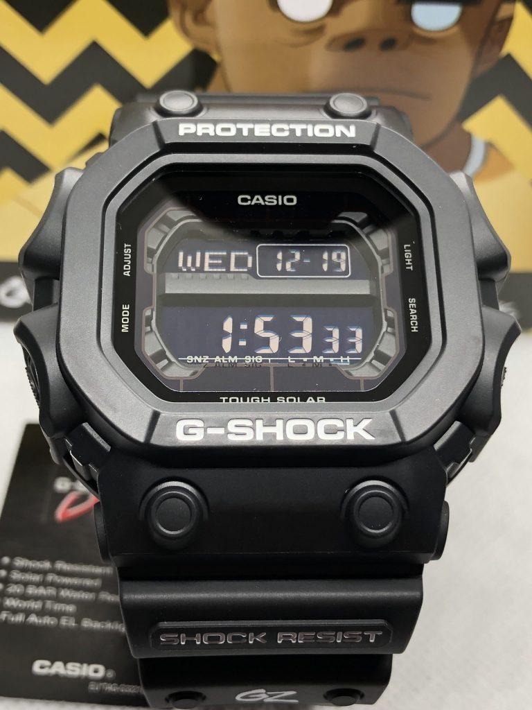 Casio G-Shock X Gorillaz : Russel Hobbs