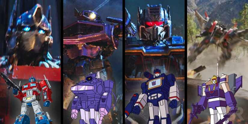Bumblebee : Autobots and Decepticons