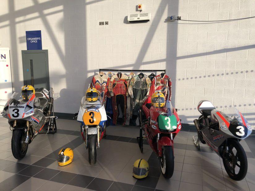 NI Motorcycle Festival 2019 : Joey Dunlop Bike Display