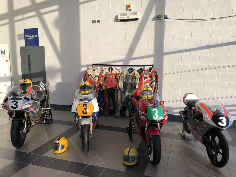 NI Motorcycle Festival 2019 : Joey Dunlop Bike Display