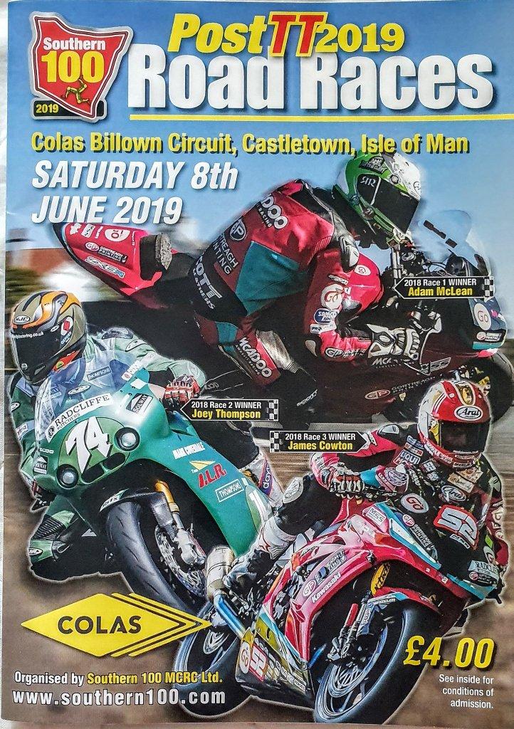 2019 Colas Post-TT Races