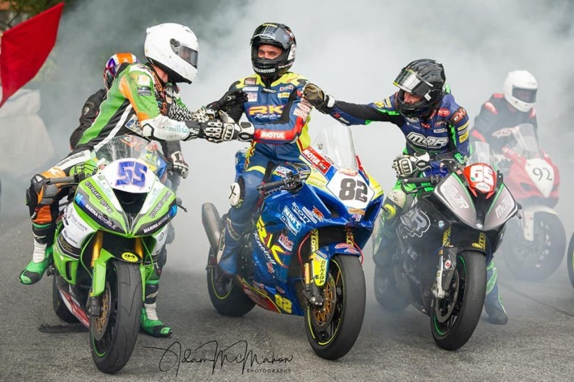 2019 Munster 100 Road Races (Photo Credit : Alan McMahon Photography)