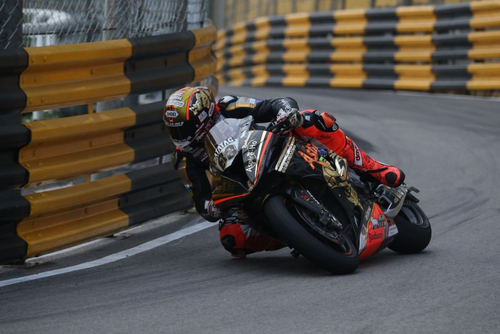 2019 Macau GP Motorcycle Schedule