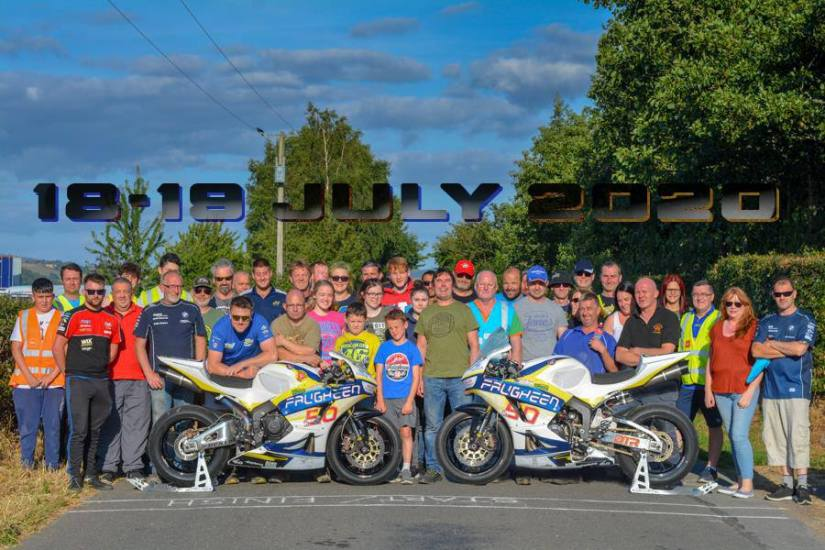 2020 Faugheen 50 Road Races Cancelled