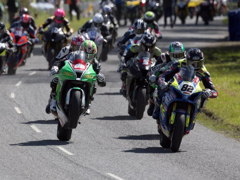 2020 Tandragee 100 Postponed : Pic by Stephen Davison