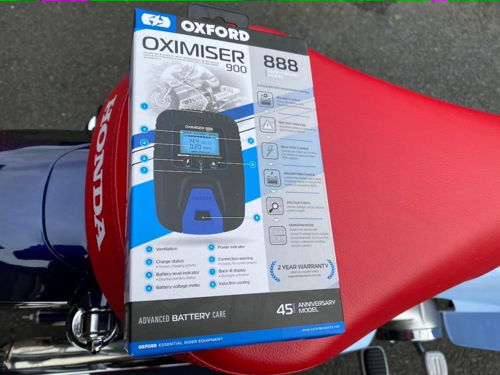 Oxford Oximiser 900 - 888 Anniversary Model