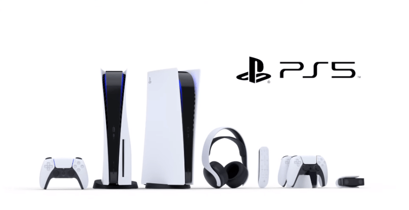 PS5 Reveal : PS5 Hardware Lineup