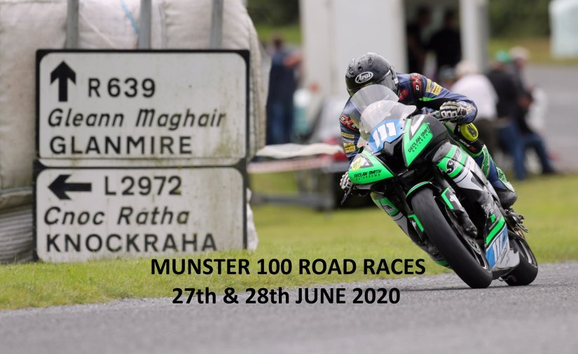 2020 Munster Road Races : Cancelled