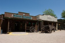 Cave Creek, Frontier Village