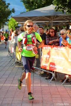 Timothy OLSON gewann 2013 den Western States 100 Meilen Lauf