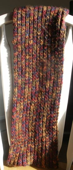 1st scarf