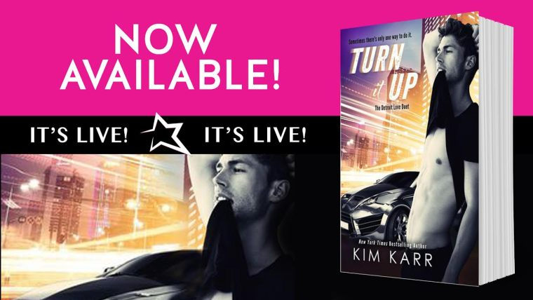 turn it up now available