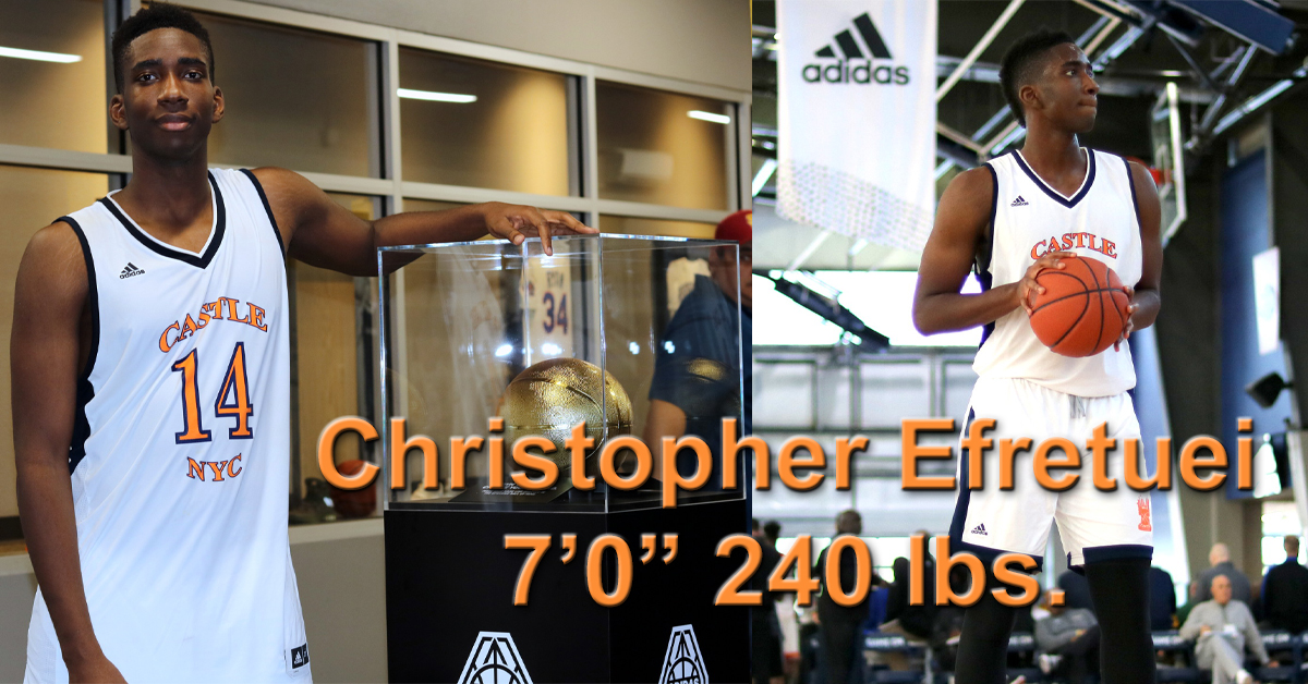 Christopher Efretuei Profile Thumbnail