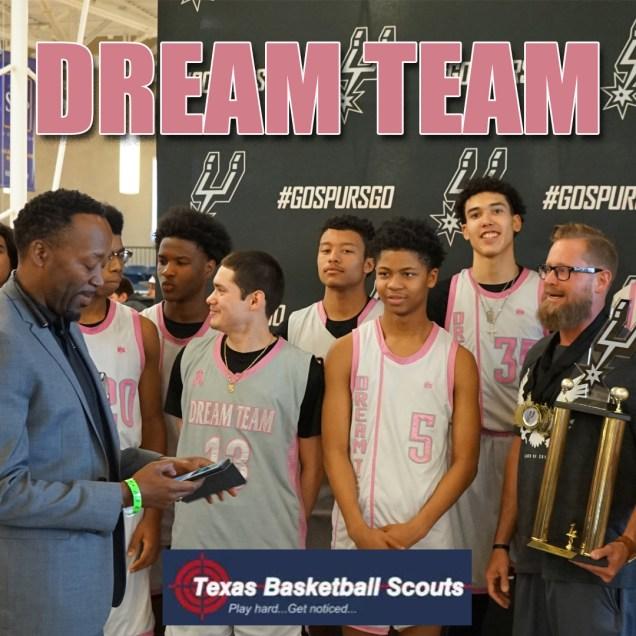 SA Dream Team IG 11