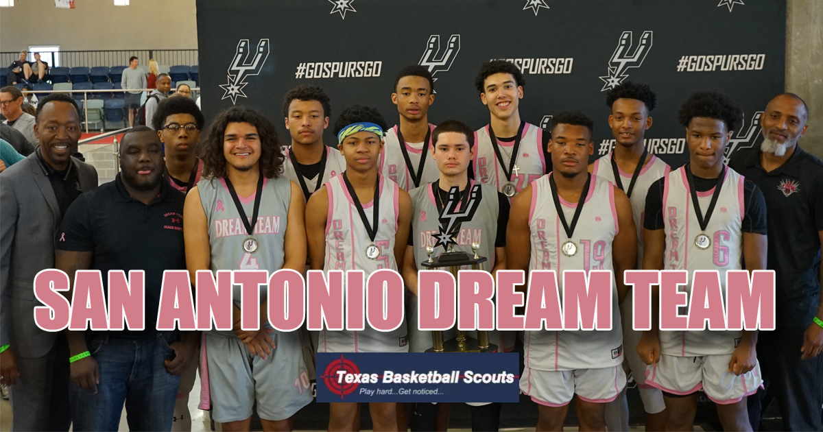 San Antonio Dream Team | Spurs Basketball Tournament Recap (2018)