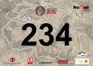 Numar de concurs TBT Race 8 august 2015