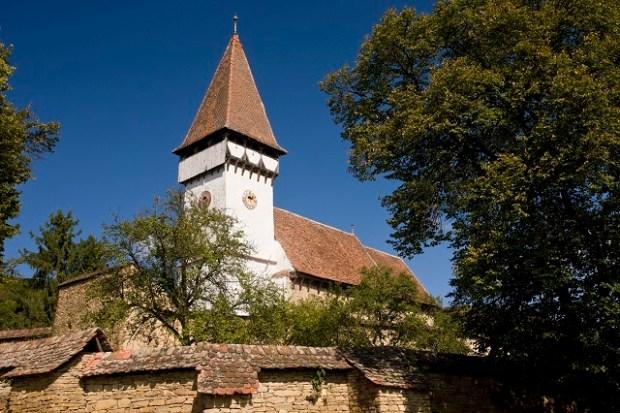 mesendorf biserica