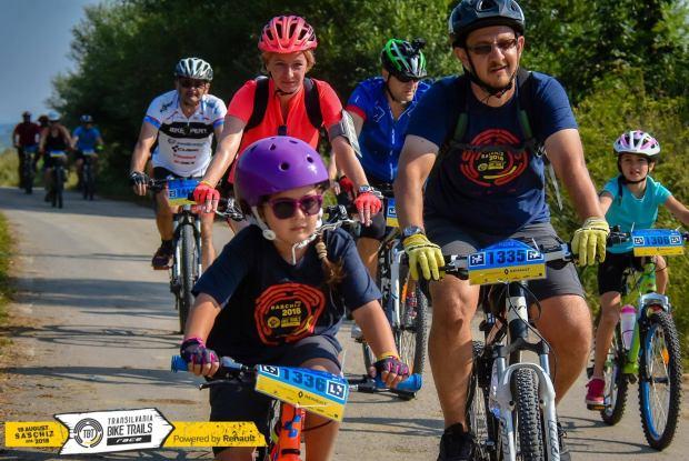 Cu bicicleta electrica ca insotitor pentru categoria family la TBT Race - modificare regulament