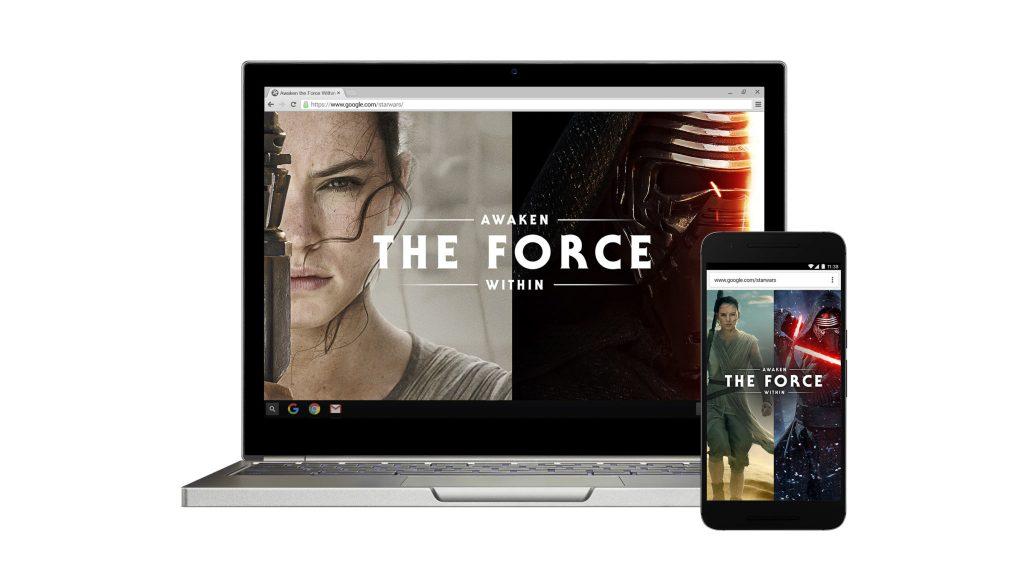 Awaken the Force