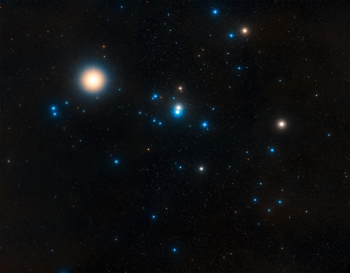 NASA K2 - Hyades star cluster