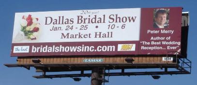 TBWRE on a Billboard!