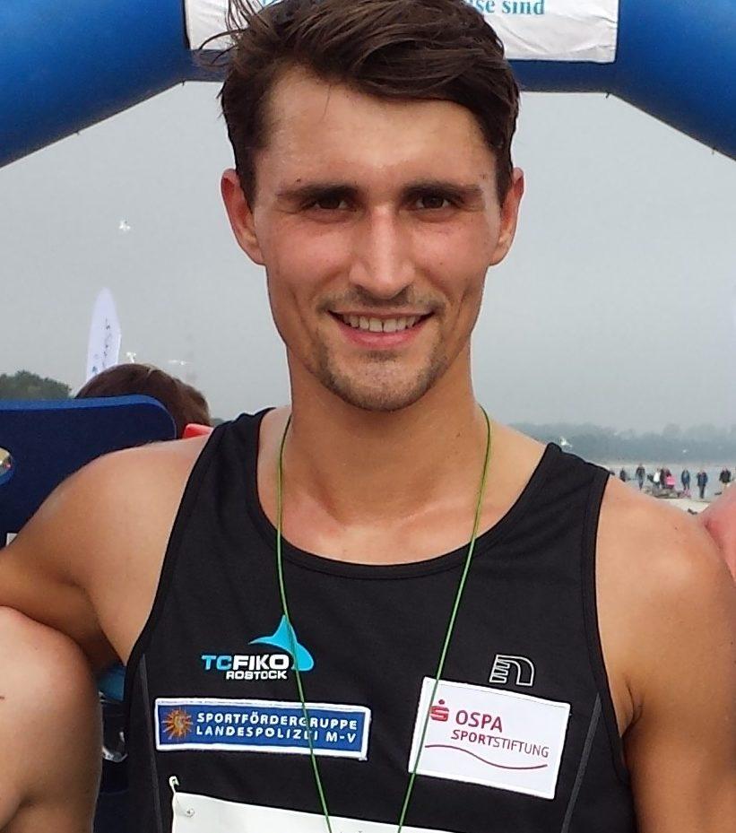 Tom mit starkem Einstieg nach langer Verletzungspause - Platz 4 bei den DM Halbmarathon
