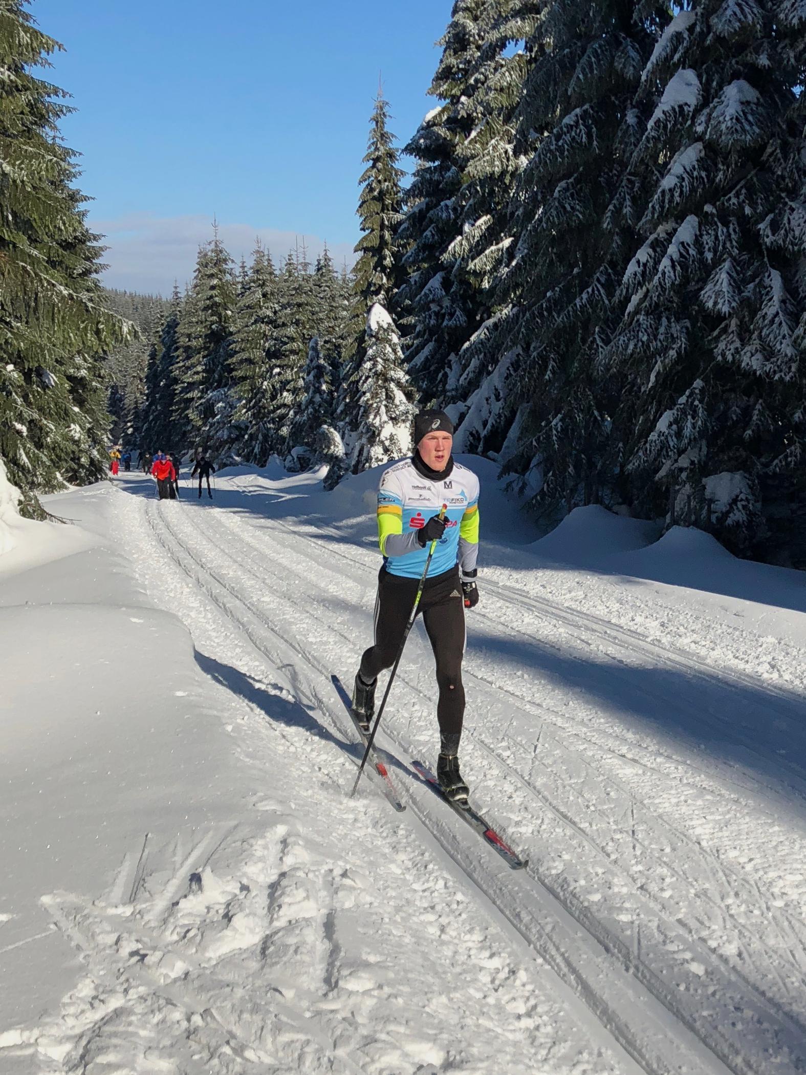 Ausdauerdreikampf in Liberec