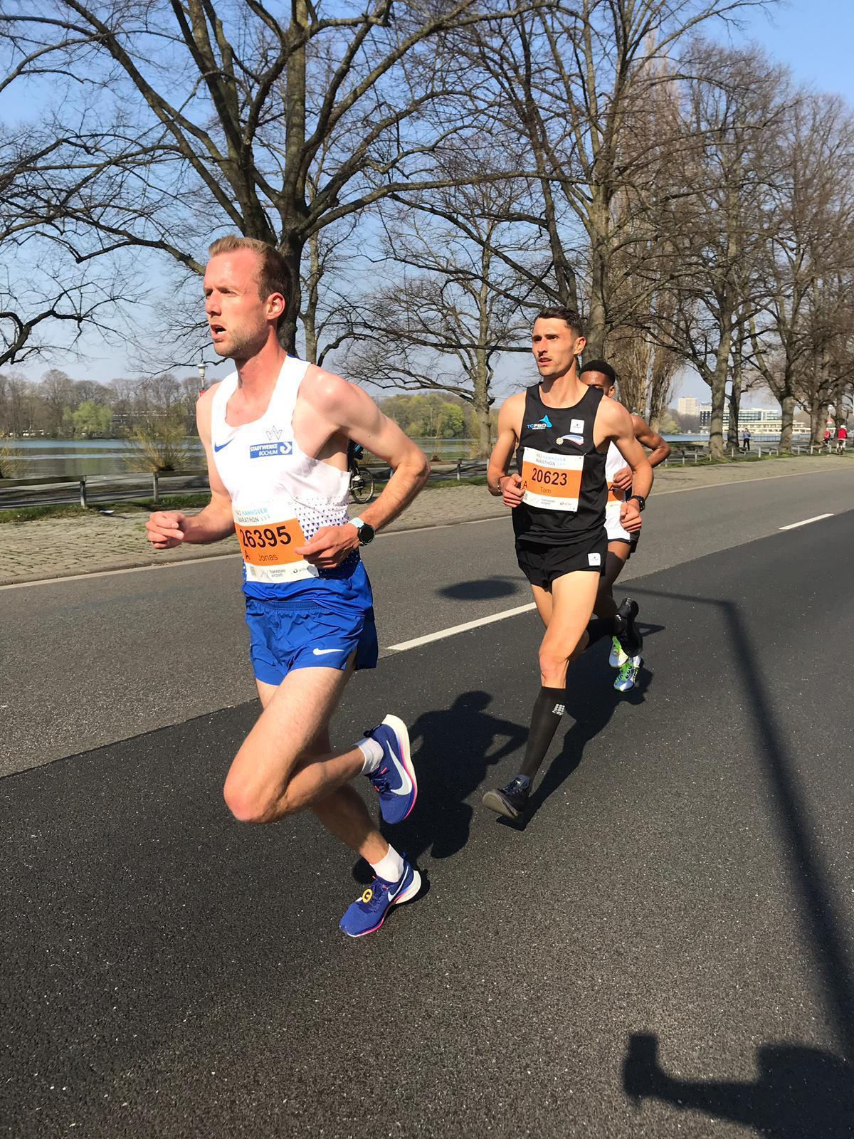 Tom Gröschel gewinnt in Hannover