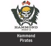 hammond pirates