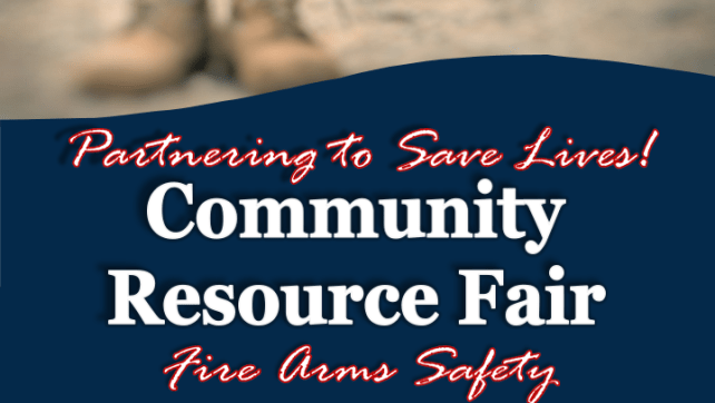 Community Resource Fair – September 11