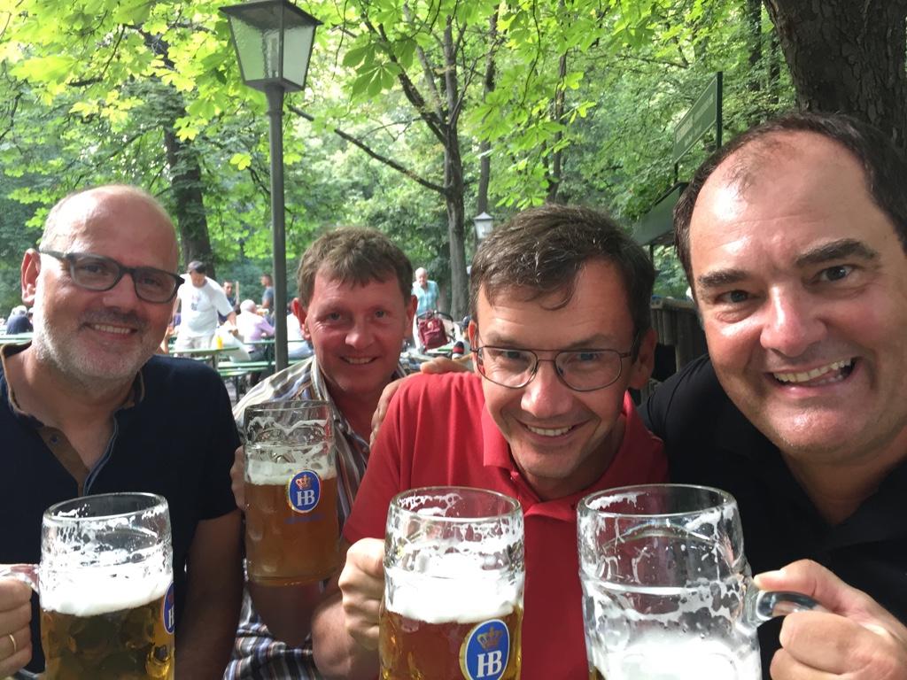 TC Weimar siegt in München