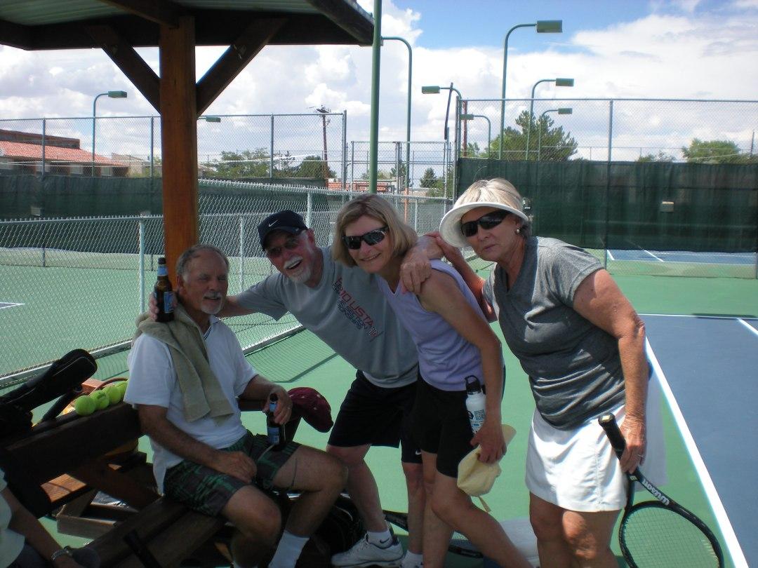 Social Tennis Fun