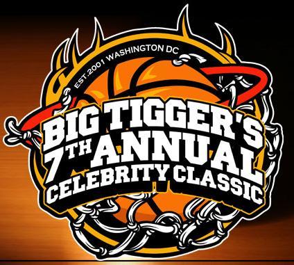 Bigg Tigger NBA ALl Star