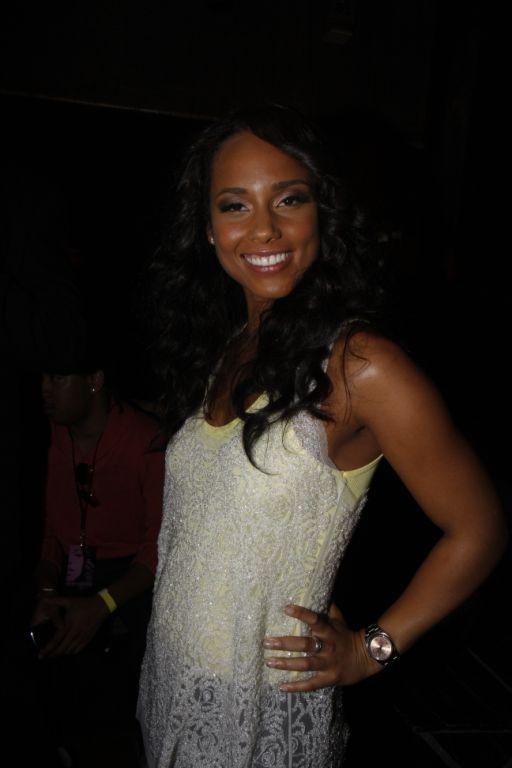 Alicia Keys As I am Tour