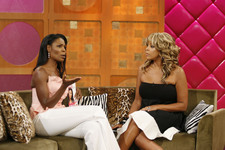 Omarosa tries to unravel wendy williams on her show