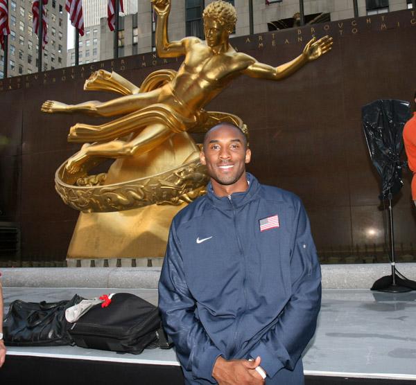 U.S. Olympic Team basketball 2008 Kobe
