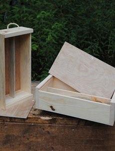 2-Bottle Wine Box