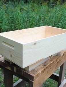 Wooden Lug