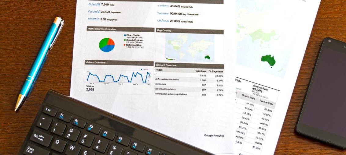 Analytics Report.